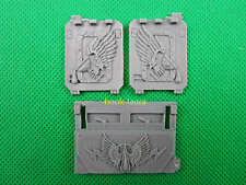 BLOOD ANGELS RHINO DOORS AND FRONT PLATE