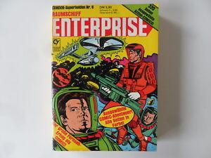 Condor-Superhelden - Nr. 8 - Star Trek - Raumschiff Enterprise - Zustand: 1-