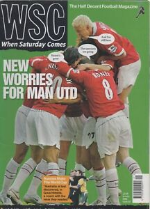 When Saturday Comes (WSC) Issue 227, January 2006