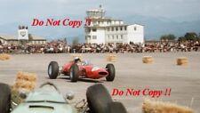 Lorenzo BANDINI FERRARI 156 WINNER AUSTRIAN GRAND PRIX 1964 fotografia 2