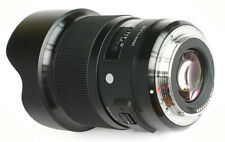 Sigma 20mm f/1.4 DG HSM Art Lens for Nikon F #412955