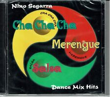 Nino Segarra Cha Cha Cha Merengue Salsa Dance Mix Hits BRAND NEW SEALED CD