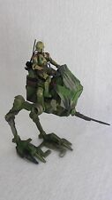 Star Wars Camo AT-RT Walker & DRIVER frm AT-TE Assault Squad Battle Pack target