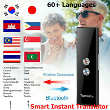 Translaty Enence Smart Instant Real Time Voice 60+ Multi-Languages Translator US
