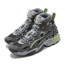 Asics Gel-Nandi Hi Grey Volt Men Trail Running Sportstyle Shoes 1021A475-021