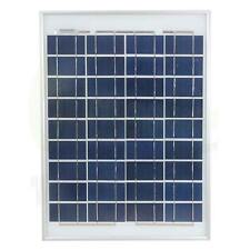 20w Lowenergie Solar Panel Poly-Crystalline PV Photo-voltaic Boat Caravan Home