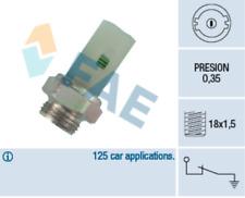 Oil Pressure Sensor Switch 12 for RENAULT RENAULT TRAFIC Platform/Chassis 1.