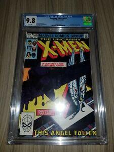 Marve Comics CGC 9.8 Uncanny X-Men 169 First Callisto and Morlocks