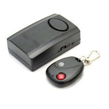 Alarma con mando. Sin Instalacion, Funciona por vibracion, moto bici garaje casa