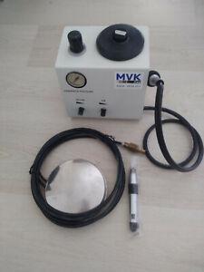 Laborturbine Turbine MVK line Aqua-Tech LT-1 mit 2 Handstücken