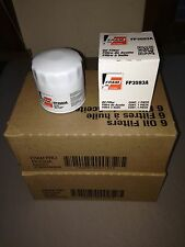Fram Pro FP3593A Oil Filter CASE(12 TWELVE) fits PH3593A 51344 L14459 PH2808