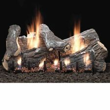 """18"""" Sassafras Vent Free Gas Logs with Variable Control - NG"""