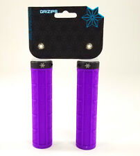 SUPACAZ GRIZIPS 32mm Lock-on Mountain Bike Grips Neon Purple