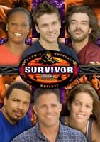 SURVIVOR: PANAMA - EXILE ISLAND NEW DVD