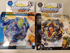 Beyblade S3 burst zillion zeusi and victory valkyrie