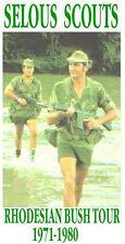 Selous Scouts Tshirt Rhodesia
