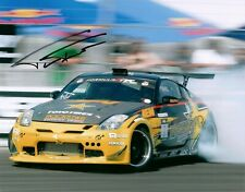 Tanner Foust Rally Car X-Games Hand Signed 8x10 Autographed Photo COA