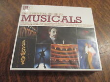 coffret 3 cd the essential guide to musicals