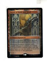 MTG SkeenAB Sword of Body and Mind FOIL MASTERPIECE from Kaladesh. NM.