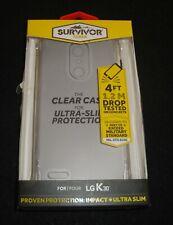 GRIFFIN SURVIVOR CASE - FOR LG K30 - CLEAR         (C154)