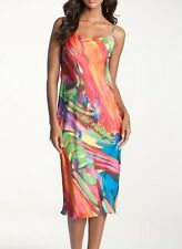Natori Nightgown BENGAL Private Luxuries Multicolor SZ M NWOT $120 Lingerie
