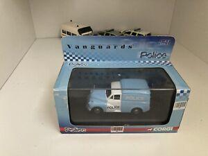 Morris Minor Police Van 1:43