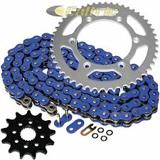 Blue O-Ring Drive Chain & Sprockets Kit Fits YAMAHA YZ250F 2005-2009 2011