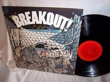 v/a BREAKOUT TOP 40 HITS OF TODAY-10 YEARS AFTER/EDGAR WINTER/MOTT... VG+/VG+ LP