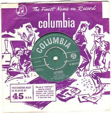 CLIFF RICHARD OUTSIDER ORIGINAL SOUTH AFRICAN COLUMBIA 45 1961 VERY RARE