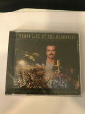 Yanni - Live at the Acropolis CD Sealed [Album, Orchestra, Piano, Digipak Music]