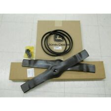 John Deere Timing Belt & Blades Freedom 42 Deck NIB AM130172 M150717