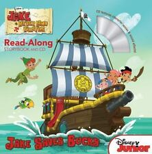 Jake and the Never Land Pirates Read-