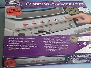 NEW TrippLite CCI Command Console Plus 6-Port Power Controller