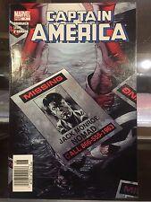 CAPTAIN AMERICA 2005 #7 BRUBAKER JACK MONROE NOMAD STORY NM