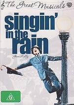 Singin' in the Rain * NEW DVD * Gene Kelly Debbie Reynolds (Region 4 Australia)
