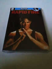 "DVD ""RAPID FIRE"" PRECINTADO SEALED BRANDON LEE POWERS BOOTHE DWIGHT H LITTLE"