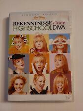 DVD Walt Disney Bekenntnisse einer Highschooldiva
