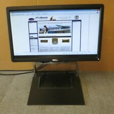 "Dell E2014HF 19""  LCD TFT Flat Screen Monitor 0GG217 Docking Station Stand"