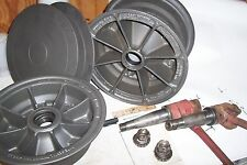 Aircraft Wheels Caps Axles Goodyear 24 X 7.7 Ultralight Gear Ratrod Tulsa Ok