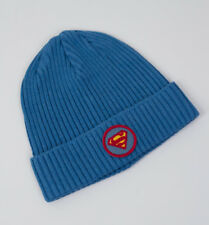Baby Gap Junk Food Collection Superman Beanie Hat Size S/M (2T-3T) NEW