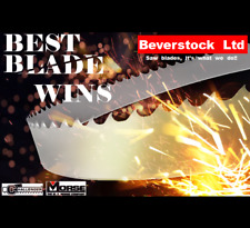 "Bandsaw Blades welded to any length (96"" - 133"")"