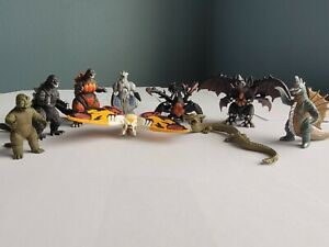 Godzilla Pack of Destruction Figures Only