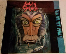 NASTY SAVAGE Penetration Point LP SEALED 1989 Rotten ROT 002 SPEED THRASH METAL