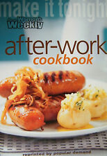 After-Work Cookbook Women's Weekly Mini Cookbook 2002 Small Softcover