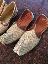khussa wedding shoes
