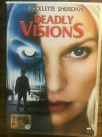 DEADLY VISIONS - NICOLLETTE SHERIDAN - DVD