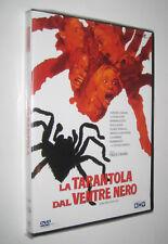 Paolo Cavara UNA TARANTOLA DAL VENTRE NERO - dvd