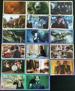 PANINI HARRY POTTER LA MAGIE DES FILMS images x6 ou cartes x3 au choix