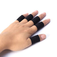 10x Colliers de Protection Doigts Main Bandes Volley-Ball Basketball Arthrite