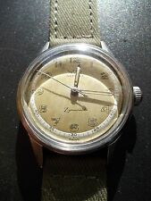 VINTAGE,WYLER,17 JEWEL ,WW II,MILITARY /MILITARY  WATCH,SERVICED,EXCELLENT COND.